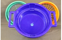 M. Bucket Sieve container 1 screen you pick the size 1 sieve guard