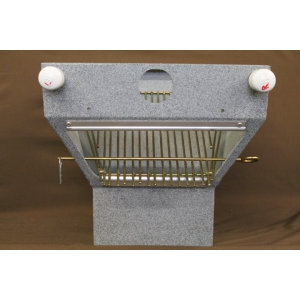 Power Sluice Hopper Conversion Component
