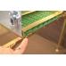 Sluice box stand