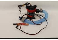 Submersible Pump - Pre-plumbed