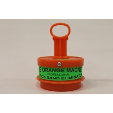 Magnet big orange