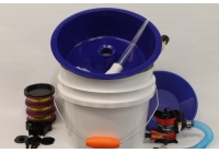 Blue Bowl Space Saver Freight Saver