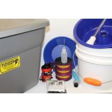 Blue Bowl Kit 2 Space Saver