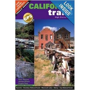 California Trails High Sierra Region by Peter Massey Jeanne Wilson Angela Titus