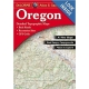 Oregon Atlas & Gazetteer by Delorme