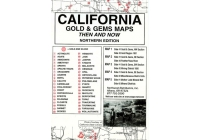 California (Northern) Gold and Gems