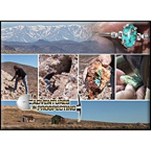 Mining Turquoise For Jewelry & Ghost Town Relic Hunting